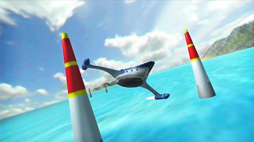 Simulation Game of flying: Cruise ship 3D für das Smartphone