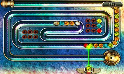 Arcade-Spiele Atlantis Sky Patrol für das Smartphone
