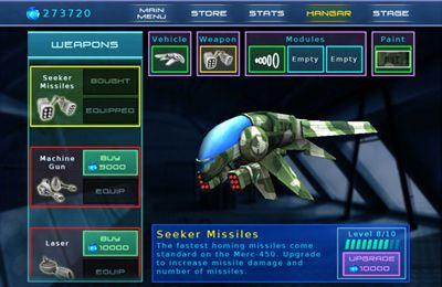Arcade-Spiele: Lade JAM: Jets Alien Raketen auf dein Handy herunter
