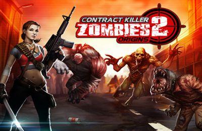 logo Vertragskiller auf Zombiejagd 2