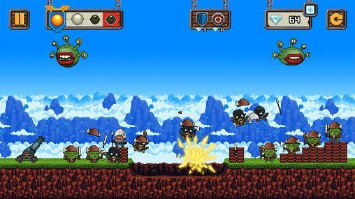 Arcade-Spiele Tiny empire: Epic edition für das Smartphone