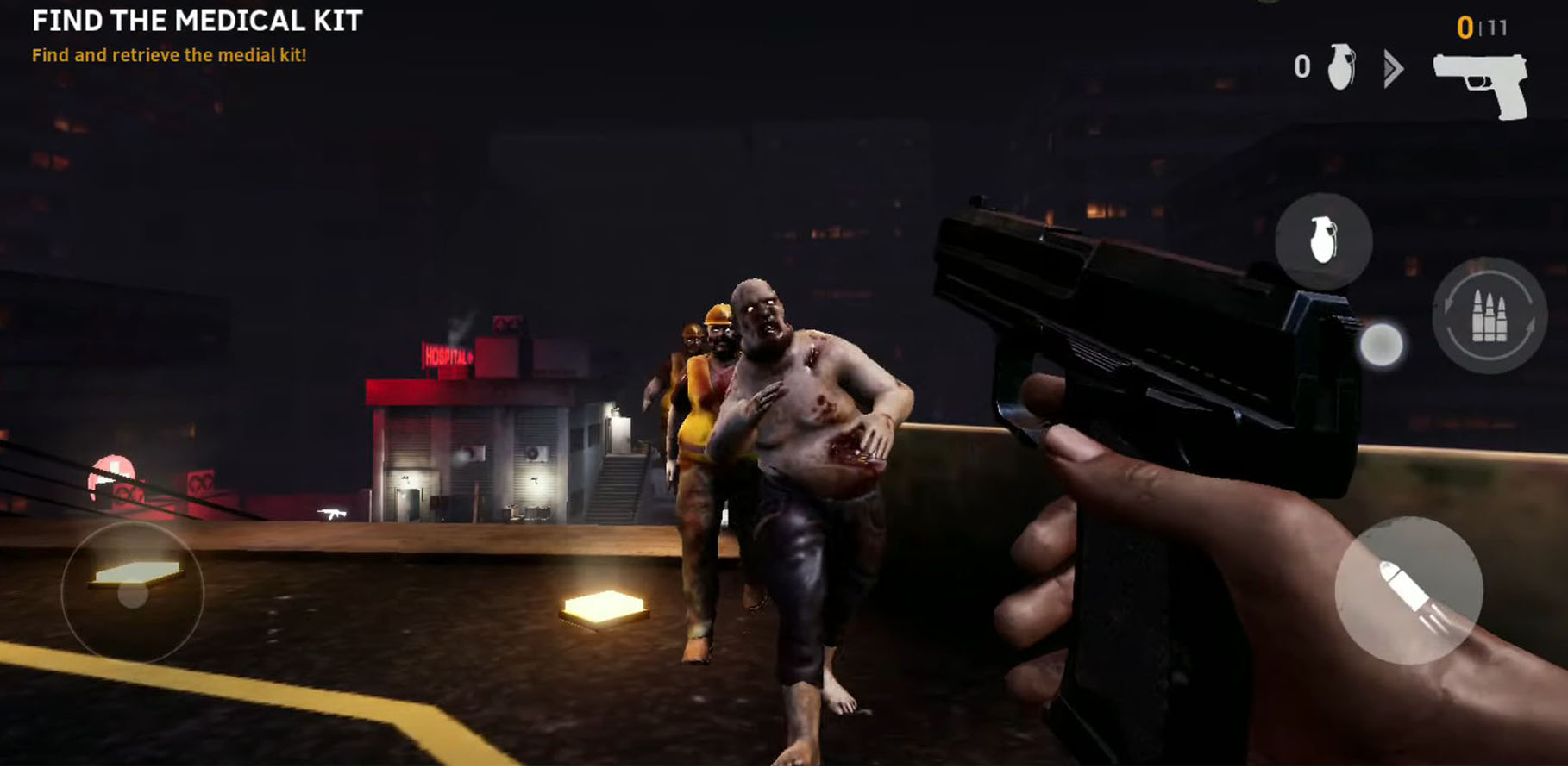 Road to Dead - Zombie Games FPS Shooter for Android