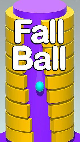 Fall ball: Addictive falling screenshot 1