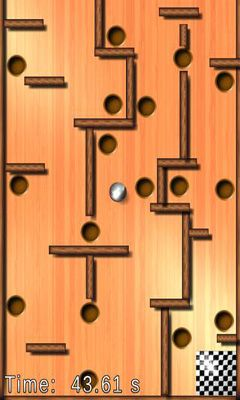 Marble Maze. Reloaded für Android