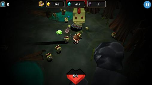 Survive! Mr. Cube для Android