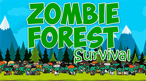 Zombie forest HD: Survival screenshot 1