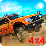 Offroad adventure: Extreme ride ícone
