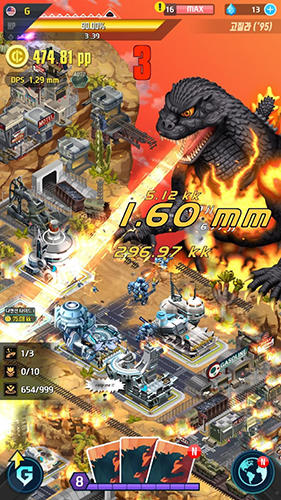 Godzilla defense force para Android