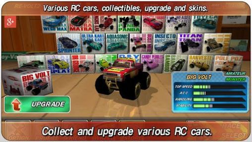 Re-volt 2: Best RC 3D racing para Android
