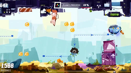 No pilot for Android