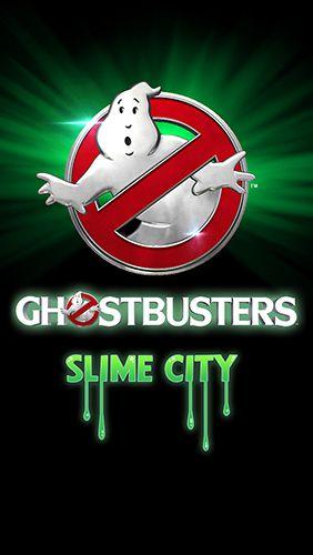 logo Ghostbusters: Schleimstadt