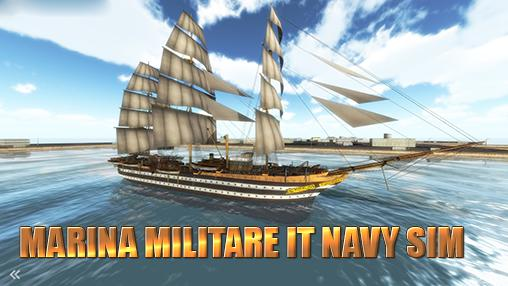 Marina militare: It Navy sim captura de tela 1