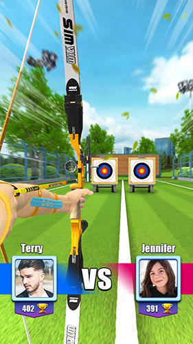 Archery battle Screenshot