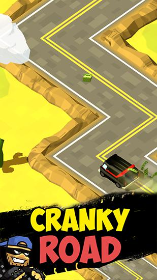 Cranky road Screenshot