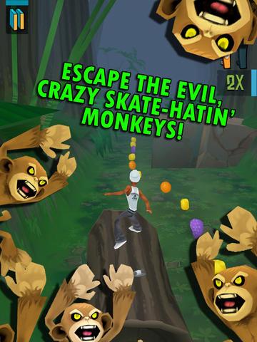 La Folie sur le skate pour iPhone gratuitement