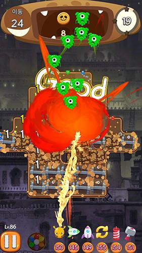 Arcade-Spiele Coco pang: Puzzle master game für das Smartphone