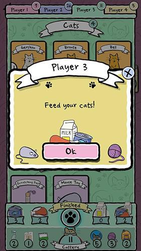 Cat lady: The card game screenshot 1