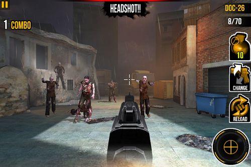 Simulator-Spiele: Lade Awake Zombie: Höllentor Plus auf dein Handy herunter