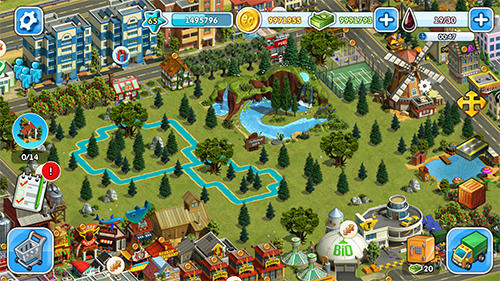 Eco city pour Android