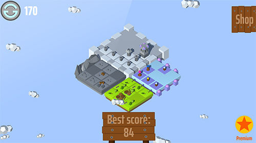 Castle 2048 screenshot 2