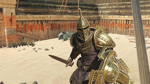 The elder scrolls: Blades для Айфону