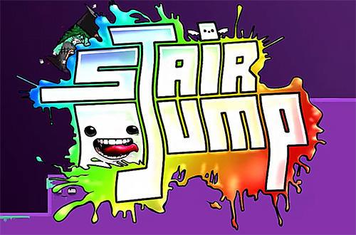 Stair jump Screenshot