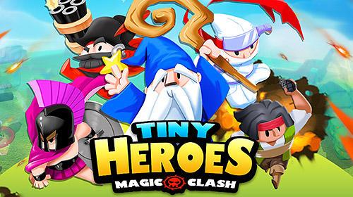 Tiny heroes: Magic clash screenshots