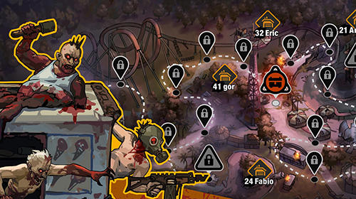 Simulation Zero city: Zombie shelter survival für das Smartphone