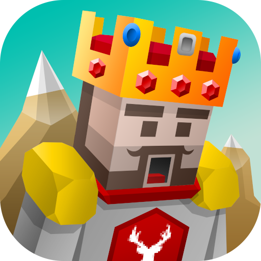 Idle Realm Builder icono