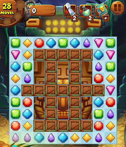 Arcade Jungle mash für das Smartphone
