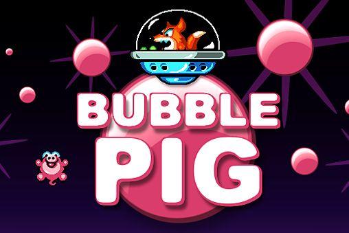 logo Bubble pig