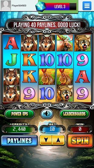Glücksspiele Wolf chase slots für das Smartphone