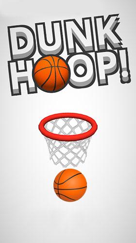 Dunk hoop captura de tela 1