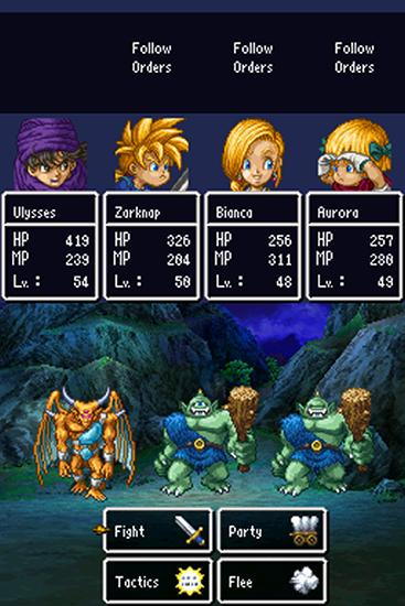 Dragon quest 5: Hand of the heavenly bride для Android