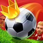 World soccer king Symbol