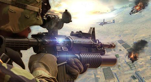 Elite gunship strike 3D para Android