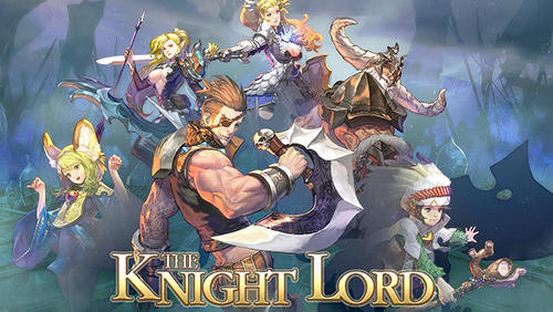 The knight lord icon