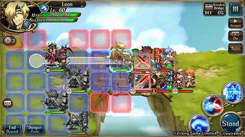 Langrisser sea para Android