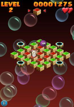 Arcade-Spiele: Lade Hasen-Sprung auf dein Handy herunter