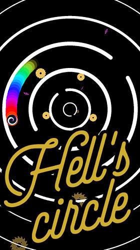 Hell's circle: Addictive tap tap arcade Screenshot