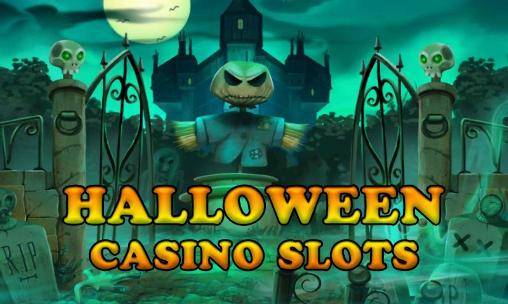Halloween casino slots Screenshot