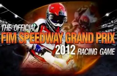 Capture d'écran Le Grand Prix Speedway 2012 sur iPhone