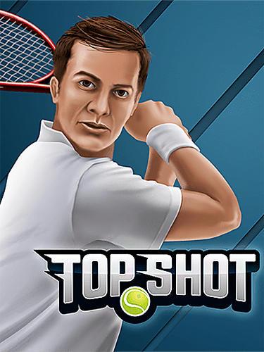 Top shot 3D: Tennis games 2018 capture d'écran 1