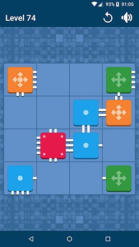 Connect me: Logic puzzle на русском языке