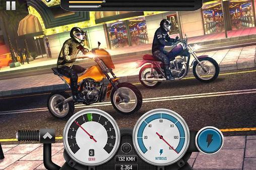 Top bike: Racing and moto drag скріншот 1