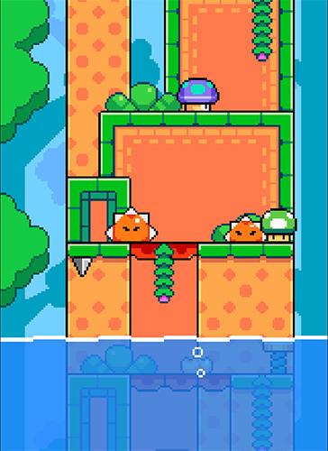Hoppy land: Happy jump Screenshot