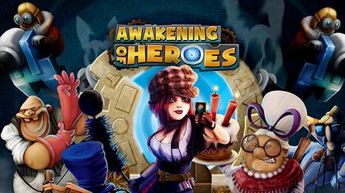 Awakening of heroes: MOBA 5V5 capture d'écran 1