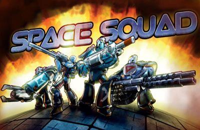logo Space Squad