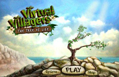 logo Aldeanos virtuales 4: El árbol de la vida