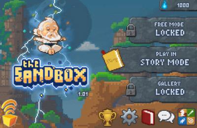 Juegos de arcade: descarga Caja de arena a tu teléfono